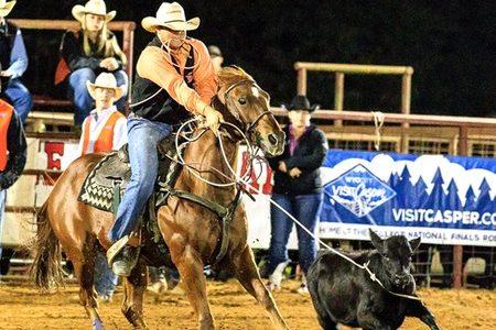 Rodeo showdown