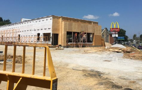 New McDonald's plans exclude playground