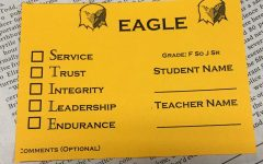 GCHS STILE cards result in increase of positive student behavior
