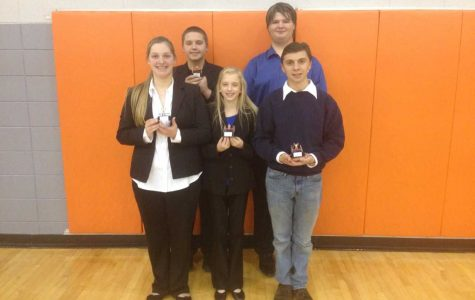 GC Forensics members place at Marshall Co Invitational