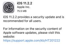 Apple Announces Recent Security Vulnerabilities In Operating Systems