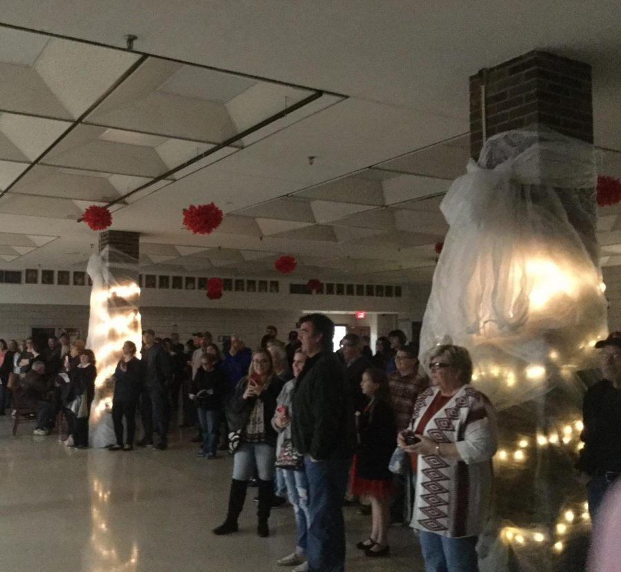 GCHS Fine Arts Department Performs at Sweetheart Serenade