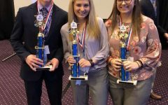 GCHS DECA Group Wins State Competion