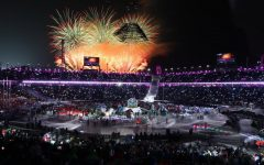 2018 Winter Olympics Closing Ceremony and US Gold Medalists