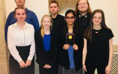 GCHS Forensics competes at KHSSL State Tournament