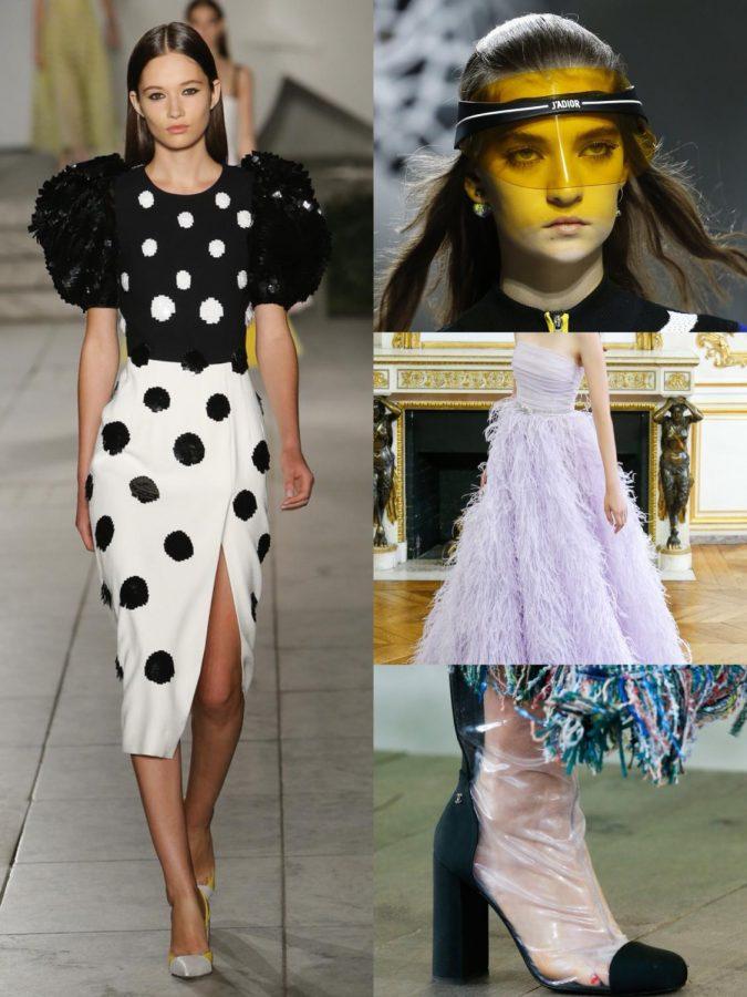 Spring/summer 2018 fashion trends