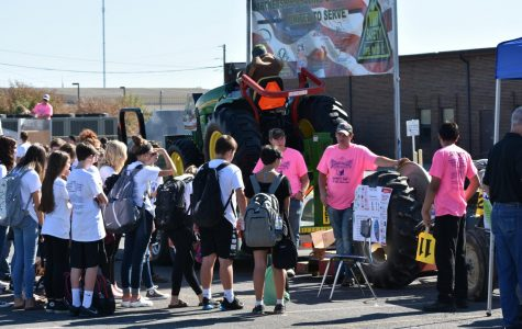 GC Hosts Agriculture Safety Day