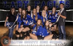 Lady Eagles Fight Off the Warriors