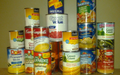 National Guard Canned Food Drive