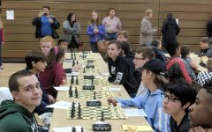 GCHS Chess Team competes in first tournament