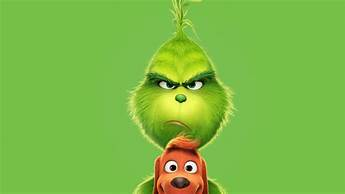 A remake of a classic: The Grinch