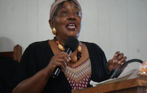 """Lucille Shannon recalls: """"It was very difficult for me to understand the separation of blacks and whites."""""""