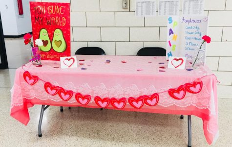 Don't get caught empty-handed this Valentine's Day! GC Spanish Club has got you covered