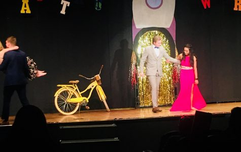 Prom Fashion Show was out of this world