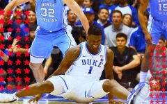Duke can't recover 1st ranking after Zion Williamson injury