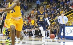Racers stomp Morehead  State 71-52