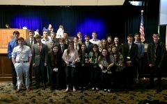 GCHS FBLA Sweeps Regionals; Throgmorton elected Region 1 President