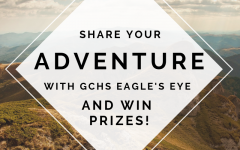 Share your spring advertures with Eagle's Eye