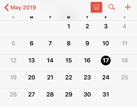 Important dates for seniors