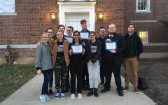 GCHS Forensics Team Advances in KHSSL State Competition