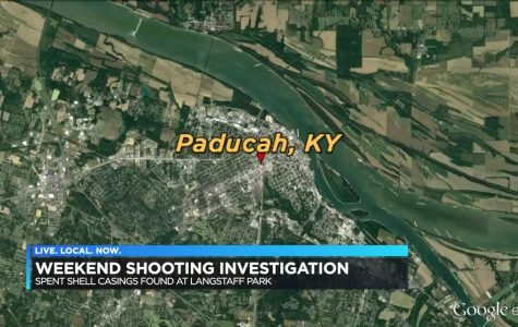 Langstaff Park Shooting, Paducah
