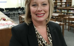 GCHS welcomes Mrs. Gregory as head principal
