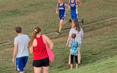 McClain leads GC Varsity Cross-Country team to victory