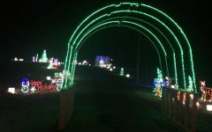 The light festival of Mayfield-Graves County