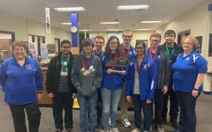 GCHS Academic Team wins at District Governor's Cup