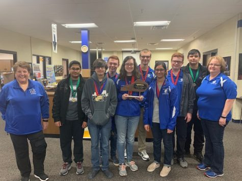 GCHS Forensics Team competes at Paducah Tilghman; Olivia Gregory takes home first in storytelling