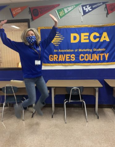 Mrs. McKee wants YOU to join DECA!