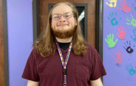 Student Spotlight: Zacharie Lamb