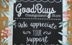 Thrifting Into Fall with Goodbuys Consignment Store