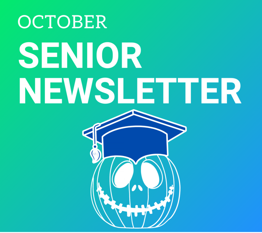 Senior Newsletter October Edition