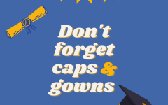 Seniors: Order your cap and gown!