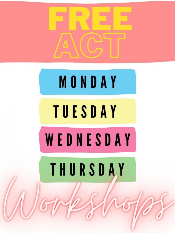 February ACT Workshops