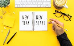 New Year, New Resolutions
