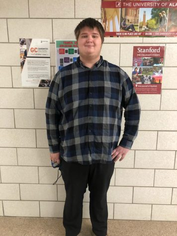 Student Spotlight: Michael Black