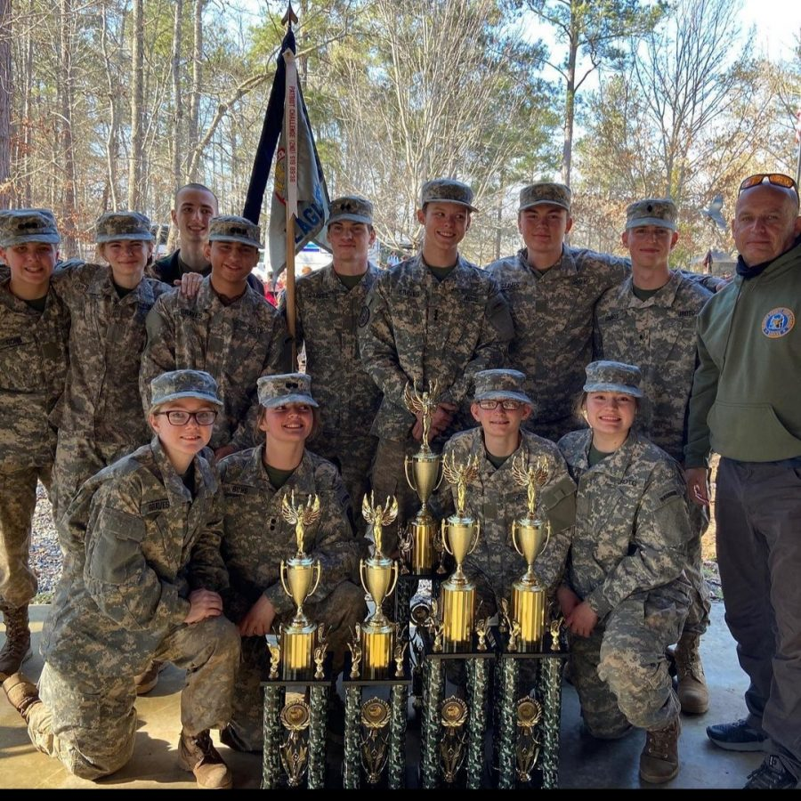 Graves County Raiders team wins first place in national competition