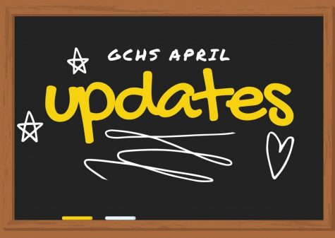 April Updates from GCHS