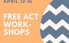 FREE ACT Workshops April 12-15