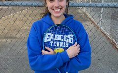 This is Josie Erdman of the Tennis Team.