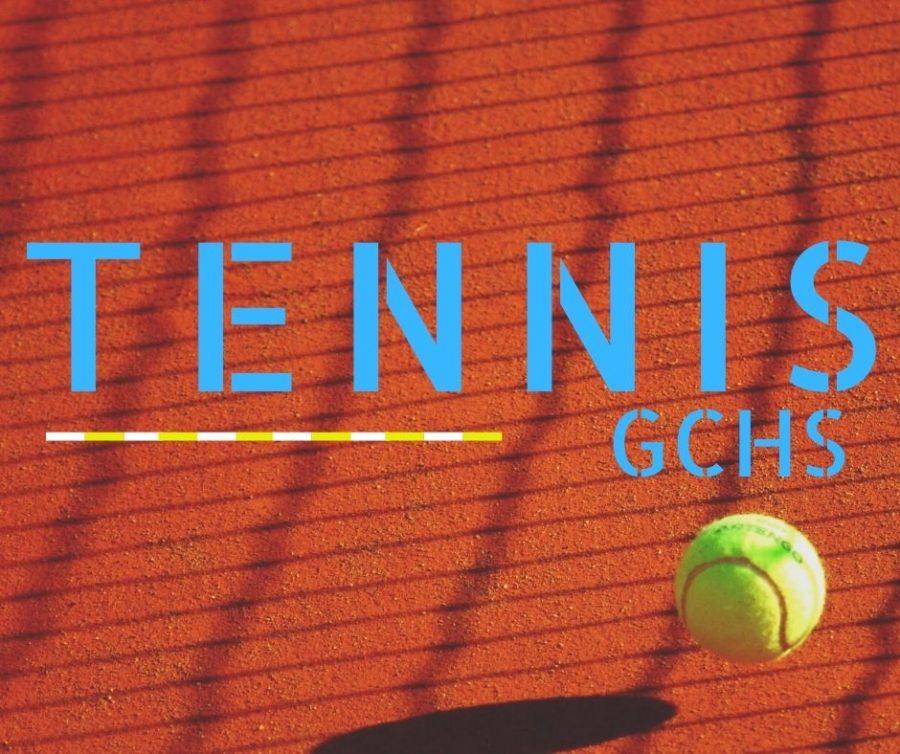 Eagles+vs+Tilghman+Tennis+match