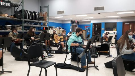 GCHS students are strumming into the school year