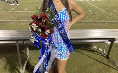 Senior Homecoming Queen Ellie Youngblood