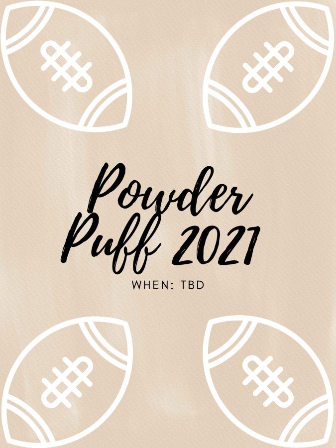 2021 GCHS Powder Puff Football
