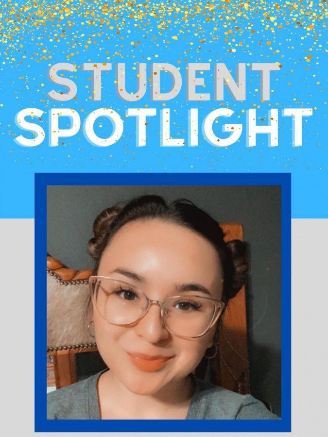 Student Spotlight: Aaliyah Garcia