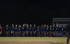 Lady Eagles' soccer season comes to an end
