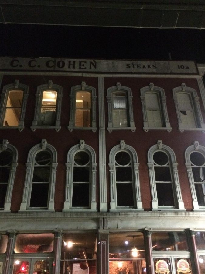 The Haunting of The C.C Cohen Building