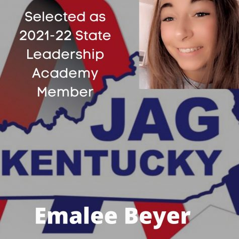 Emalee Beyer to attend National JAG Conference in D.C.